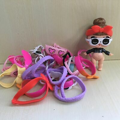 5PCS random lol Surprise Doll Series 3 Big sister Clothes accessories Gift