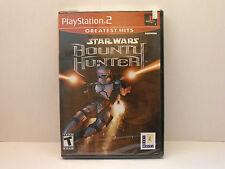 Star Wars Bounty Hunter (Sony PlayStation 2, 2002)