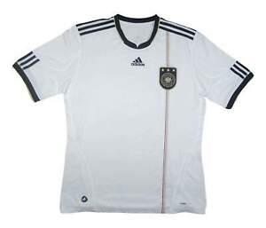 Alemanha 2010-11 Autêntica camisa Em Casa (excelente) Camisa De Futebol L