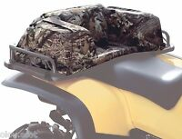 Camo Mossy Oak Camouflage Atv Rear Saddle Bags W/extra Padded Seat Camo Atv Pack