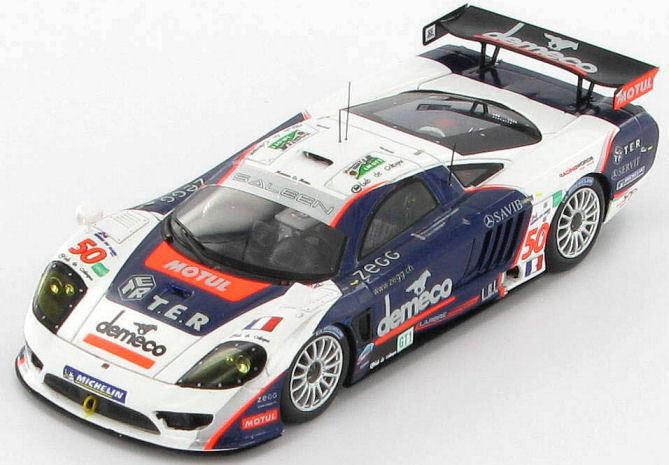 Saleen S7-R Larbre Competition  50 LE MANS 2008 1:43 - S1492
