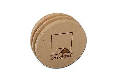 Dampfsperren Zubehör Begeistert Pro Clima Clox Slim Verschlußstopfen Für Putzfassaden Aus Holzfaserplatten