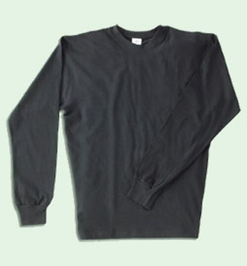 Tall  Herren Long Sleeve Tee Shirt Medium to 6XLT
