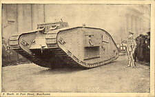 Manchester published A British Tank by J. Heath, 50 Port Street, Manchester.