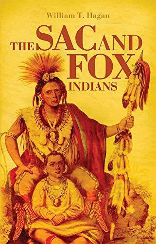 The Sac and Fox Indians by Hagan, T.  New 9780806121383 Fast Free Shipping,,