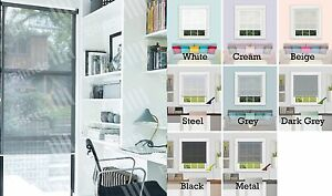 one way blinds curtains image is loading sunscreenrollerblindsmagicscreenonewaysee sunscreen roller blinds magic screen one way see through privacy