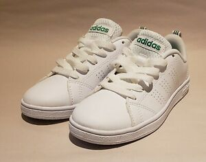 Details about Adidas Neo VS Advantage Clean Kid's Shoes AW4884 White Size 13K