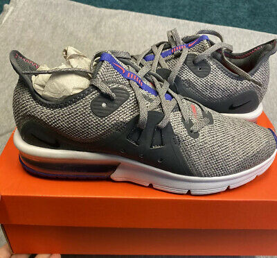 869994 700 size 4Y-7Y Nike Air Max Sequent 2 GS