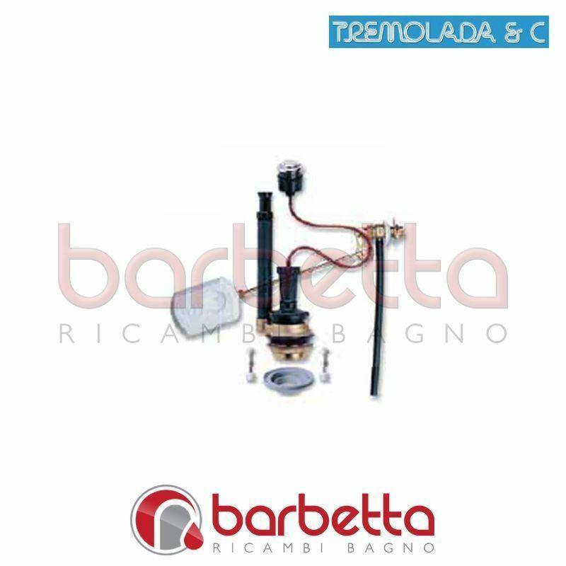 BATTERIA DI SCARICO CON GALLEGGIANTE ASTA PNEO TREMOLADA 150.212.22