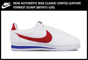 New-Authentic-Nike-Cortez-Leather-Women-039-s-size-6-5-Forrest-Gump