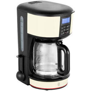 Legacy Filter Coffee Maker : Russell Hobbs 20683 Legacy Filter Coffee Machine with Timer Cream New from AO eBay