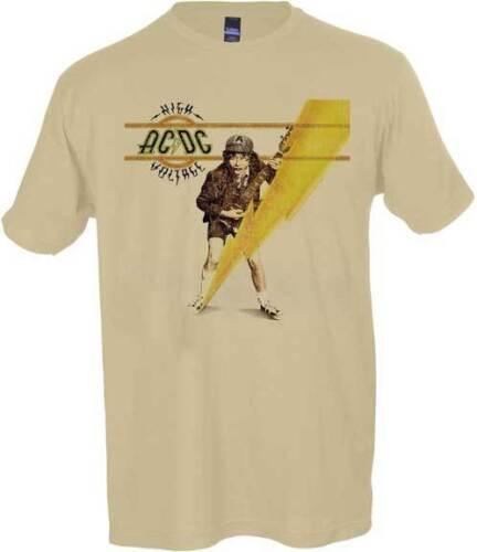 AC//DC High Voltage Hard Rock /& Roll Blues Metal Music Band T Shirt PSP-ACD-1008