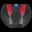 GSA05 Sealey Air Palm Random Orbital Sander Ø150mm Dust-Free Sanders