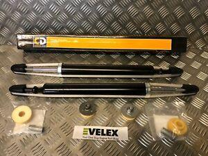 2X-Amortiguadores-amp-Top-montajes-traseros-BMW-E90-E91-E92-E93-2-0-3-0-2004-2014