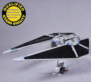 Display-Stand-for-Lego-75154-TIE-Striker-Starwars-stand-only