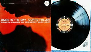 CURTIS-FULLER-CABIN-IN-THE-SKY-IMPULSE-AS-22-STEREO-LP-VAN-GELDER
