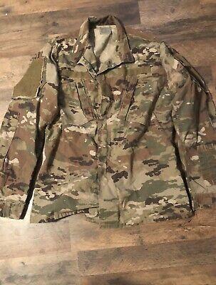 Multicam OCP Combat Top Insect Shield Jacket Medium Regular FRACU NWOT USAF