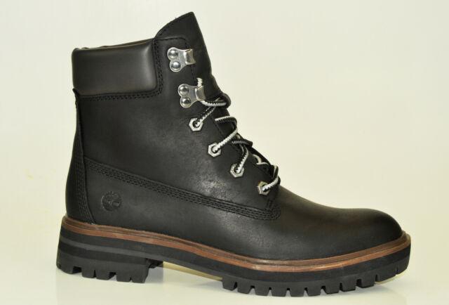 Timberland London Square 6 Inch Boots Schnürstiefel Damen Schuhe Stiefel A1RCH