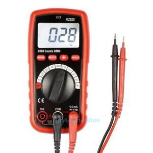 Digital-Multimeter-Auto-Range-Temperature-AC-DC-Voltage-Current-Tester-Meter