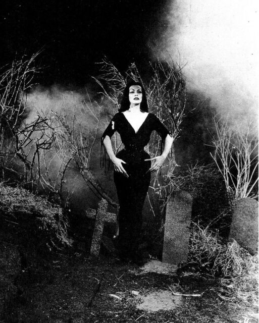 MAILA NURMI 19 (VAMPIRA) PHOTO PRINT