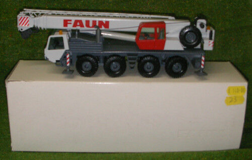 DIE CAST CONRAD 1 50 SCALE FAUN RTF60-4 MODEL 2084 CRAINE