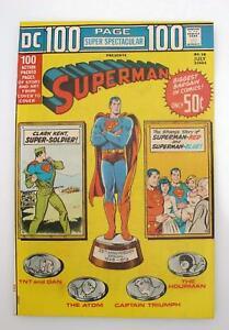 DC-100-Page-Super-Spectacular-DC-18-VF-7-5-Superman-Atom-Hourman