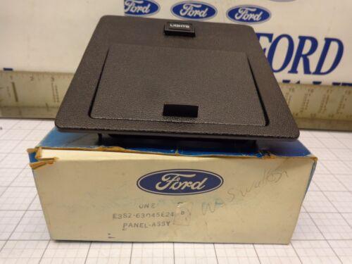 FORD NOS E3SZ-63045E24-D Ash Ashtray Door Cover Light Switch 83 84 Thunderbird