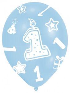 6-grosse-Luftballon-Zahl-1-Kindergeburtstag-1-Geburtstag