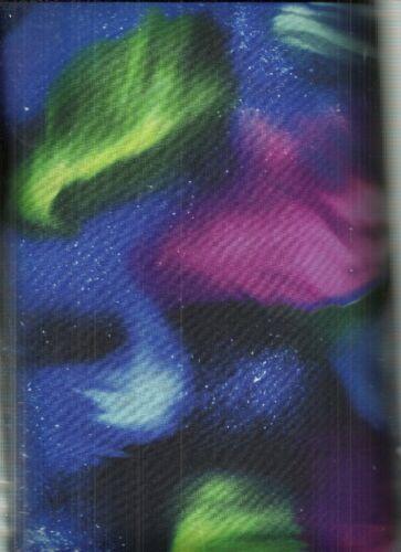 Northern Lights purple blue green Timeless Treasures fabric