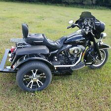"""Trike conversion kit complete with 12""""tires and chrome wheels"""