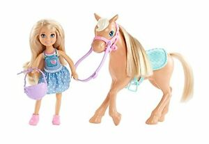 Barbie-DYL42-Club-Chelsea-Dolls-and-Horse-Doll
