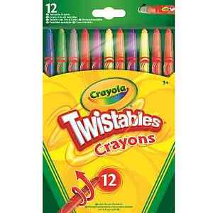 Sweet Shop 12 Pack Scented Coloured Pencils Stationery School Pocket Money Toy