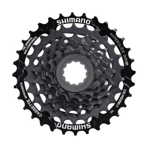 OE Shimano Tourney CS-HG200-7 7-Speed Cassette 12-28T 12-32T