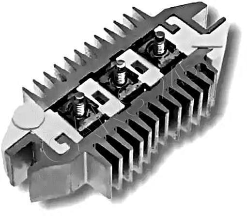 Alternator Diode Bridge Rectifier GM Diodes x6 35A 940016180400 AMP1804