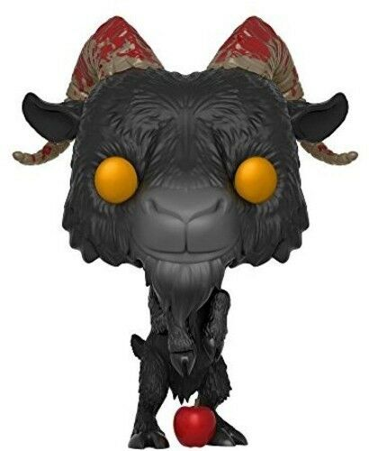 The Witch - Black Phillip - Funko Pop! Horror: (Toy New)