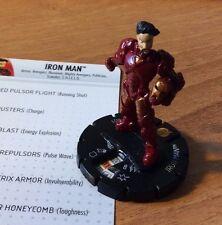 HeroClix Secret Invasion #021  IRON MAN   MARVEL