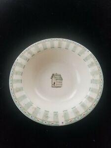 Pfaltzgraff-Naturewood-Soup-Salad-Bowl-7-1-2-034-ceramic-Birdhouse