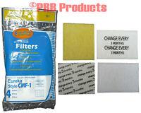 Eureka Sanitaire Upright Model Cmf1 Vacuum Motor & Cassette Filters Part 901