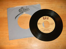 BUDDY BAKER WHISKEY BENT BAND  back to the couch i go / memories of you GOA  45
