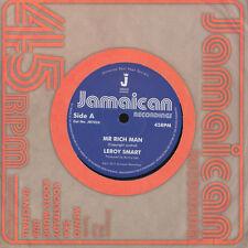 "Leroy Smart - Mr.Rich Man (Vinyl 7"" - 2015 - UK - Original)"