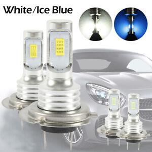 2X-6000K-35W-H7-LED-Kit-Ampoules-Voiture-Phares-Feux-Sans-Erreur-Blanc-Canbus-G