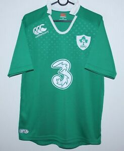 Ireland-national-rugby-union-team-shirt-jersey-Size-M