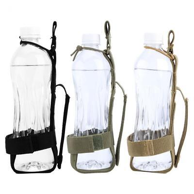 Fashion Tactical Military Molle Water Bottle Bag Travel Holder Carrier