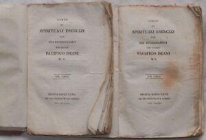 PADRE-PACIFICO-DEANI-CORSO-SPIRITUALI-ESERCIZI-1827-COMPLETO-SPIRITUALITA