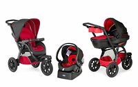 Chicco Activ3 Trio Travel System 3in1 Pushchair Stroller Baby Car Seat 2017