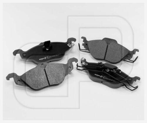 OPEL Bremsbeläge Bremsklötze vorneVorderachse mit E-Prüfzeichen