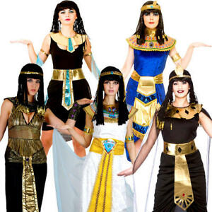 Cleopatra-Egyptian-Ladies-Fancy-Dress-Halloween-Egypt-Womens-Adult-Costume-6-24