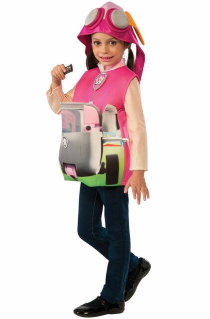 Rubies Paw Patrol 3D Skye Candy Catcher Child Costume Small