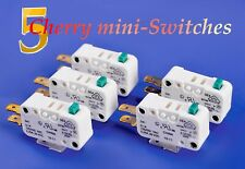 New Cherry D42 Miniature Snap Action Switch