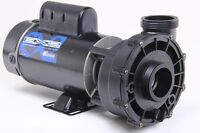 3 Hp 2-speed 230v Waterway Spa Pumps 56 Frame Aqua-flo Model Ex2, Xp2, 3721621-1